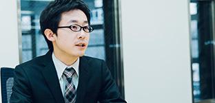 社員インタビュー5-医療