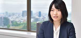 社員インタビュー28-医療